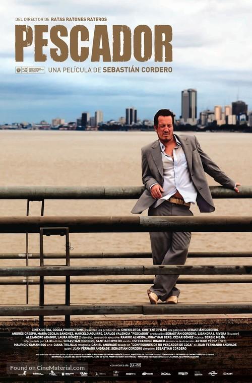 Pescador - Colombian Movie Poster