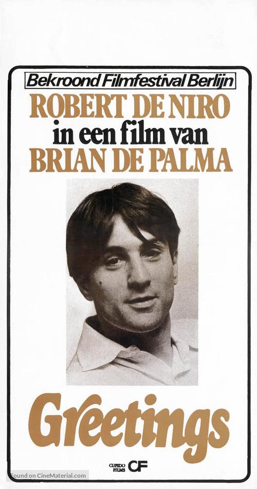 Greetings - Dutch Movie Poster