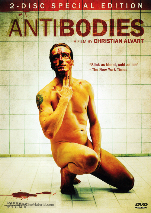 Antikörper - DVD cover