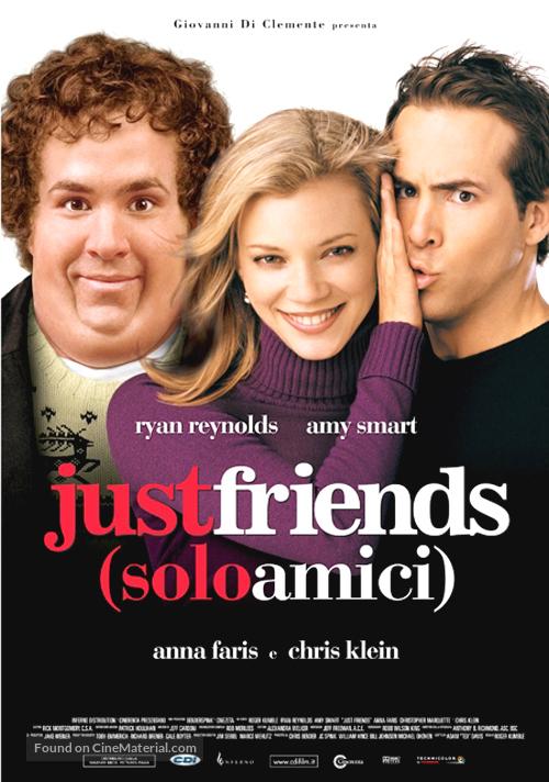 Just Friends Italian Movie Poster