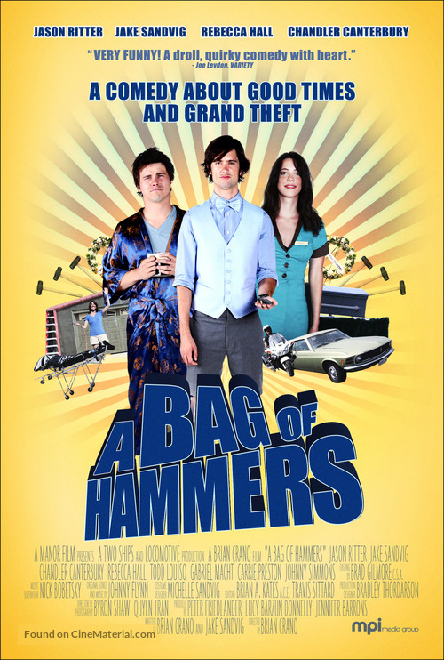 A Bag of Hammers - Movie Poster