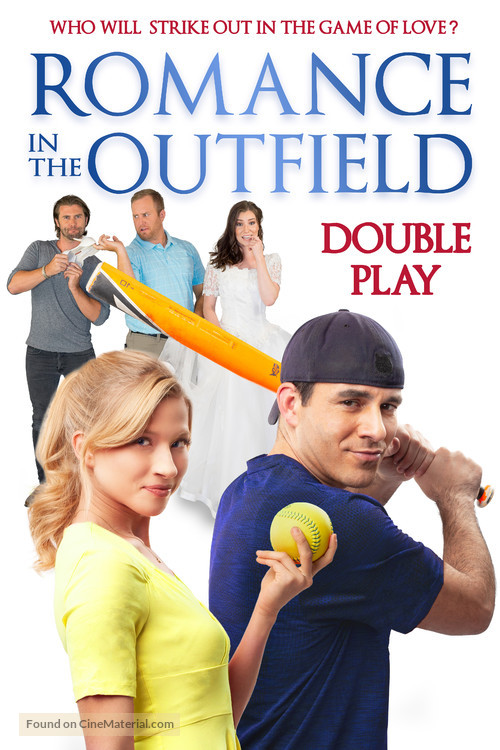 Romance in the Outfield: Double Play - Movie Poster