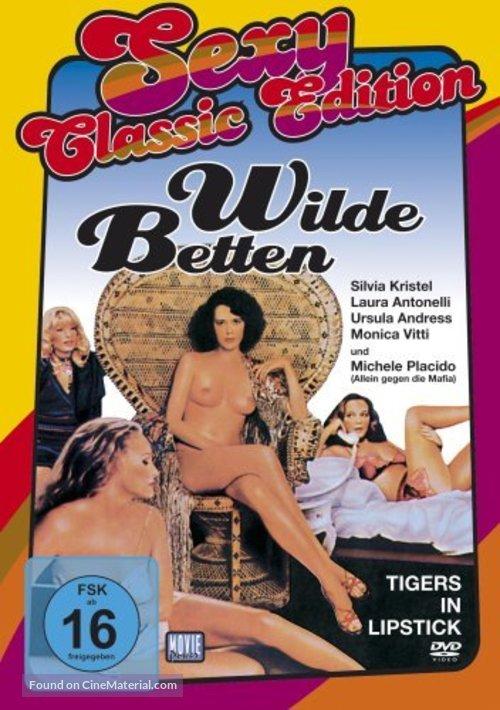 Letti selvaggi - German Movie Cover
