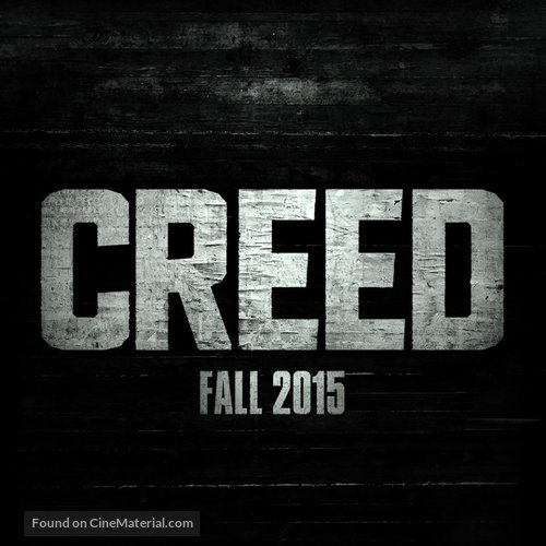 Creed - Movie Poster