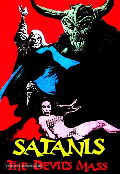 Satanis: The Devil's Mass - Movie Poster