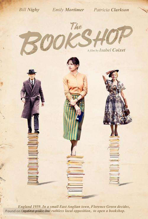 The Bookshop - British Movie Poster