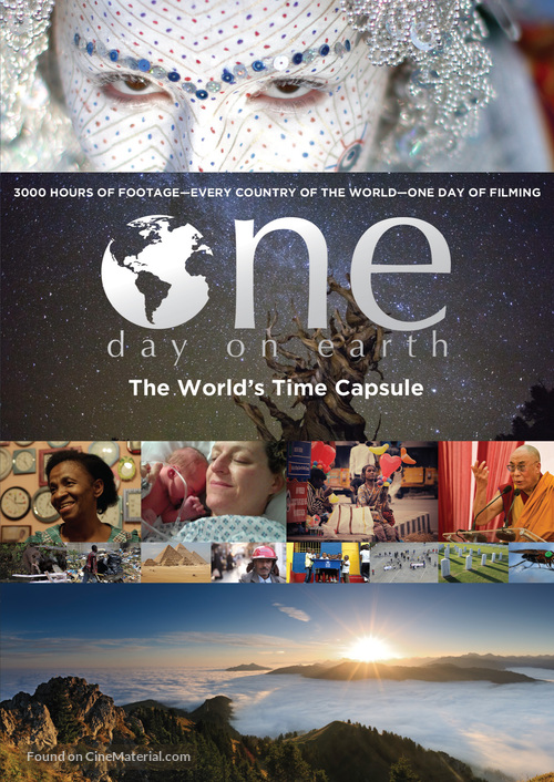 One Day on Earth - DVD cover
