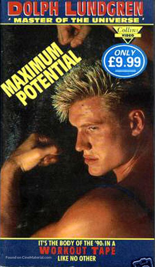 Maximum Potential - British VHS cover