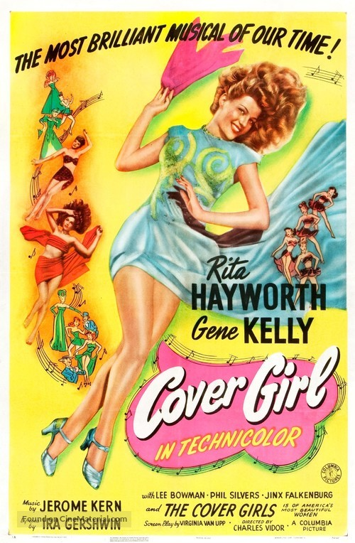 Cover Girl - Movie Poster