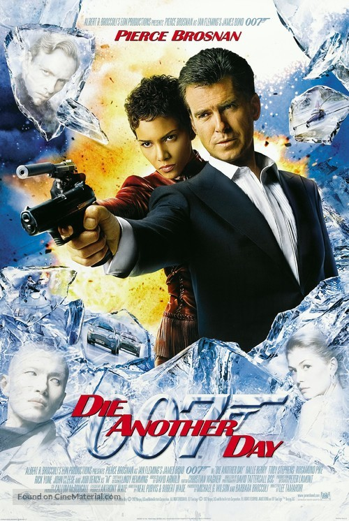 Die Another Day - Movie Poster