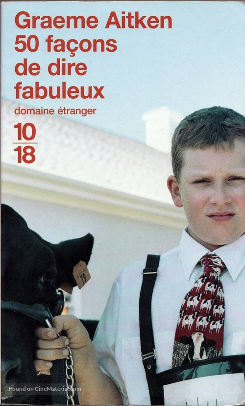 50 Ways of Saying Fabulous - French Movie Poster