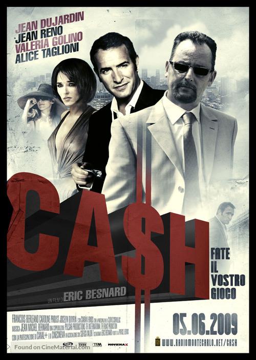 Cash - Italian Movie Poster