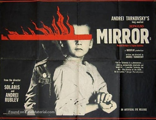 The Mirror - Movie Poster