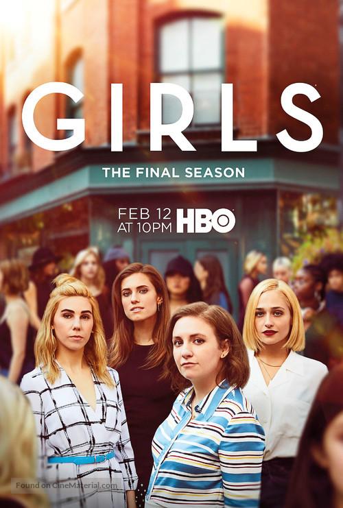 """Girls"" - Movie Poster"