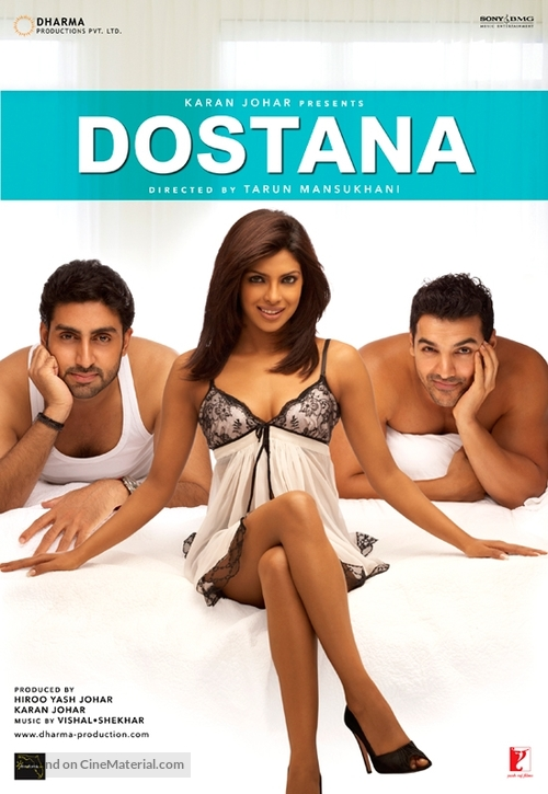 Dostana - Indian Movie Poster