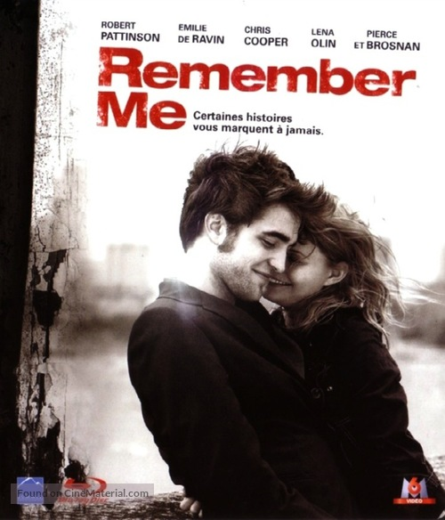 Remember Me - French Movie Cover
