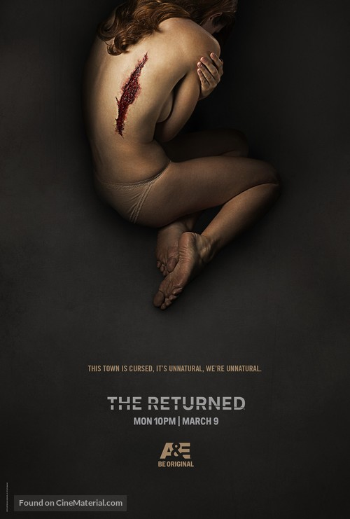 """""""The Returned"""" - Movie Poster"""