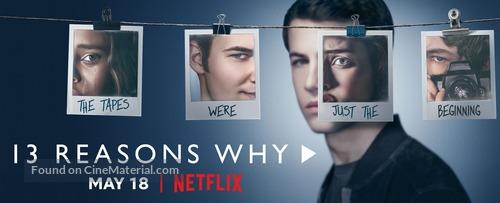 """Thirteen Reasons Why"" - Movie Poster"