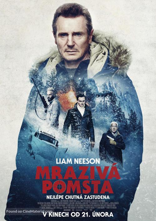 Cold Pursuit - Czech Movie Poster