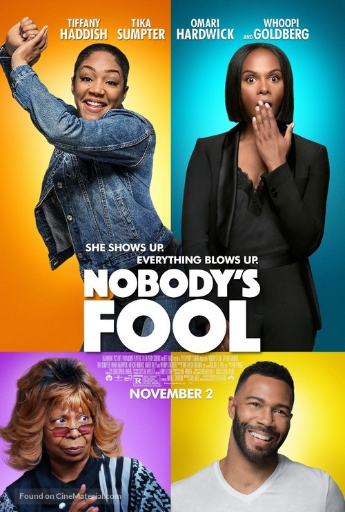 Nobody's Fool - Movie Poster
