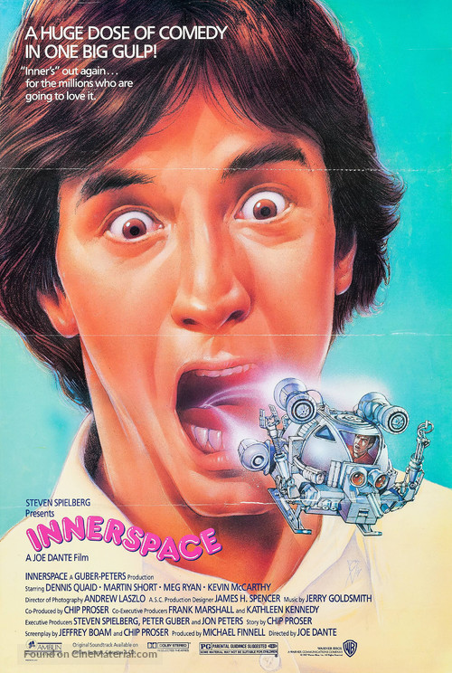 Innerspace - Movie Poster