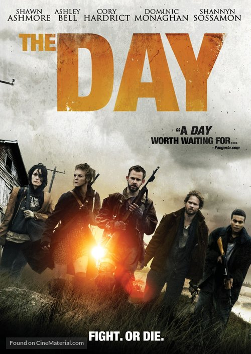 The Day - DVD cover
