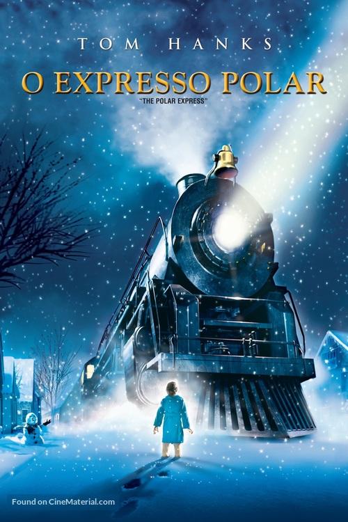 The Polar Express - Brazilian Video on demand movie cover