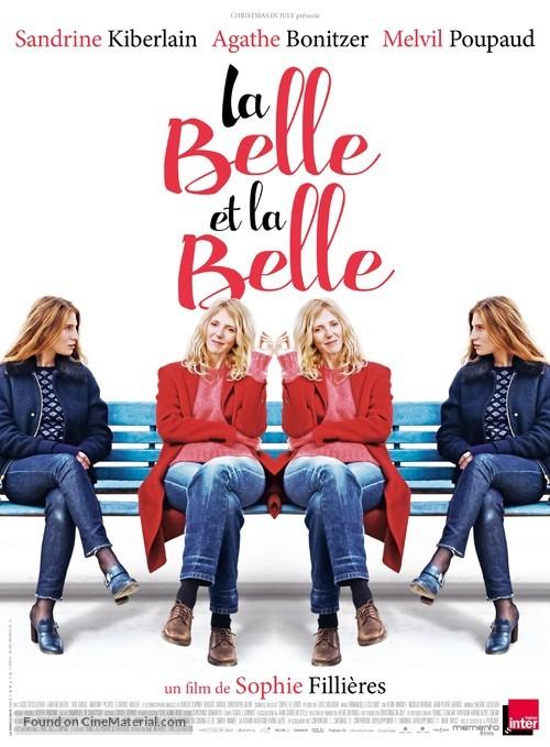La belle et la belle - French Movie Poster