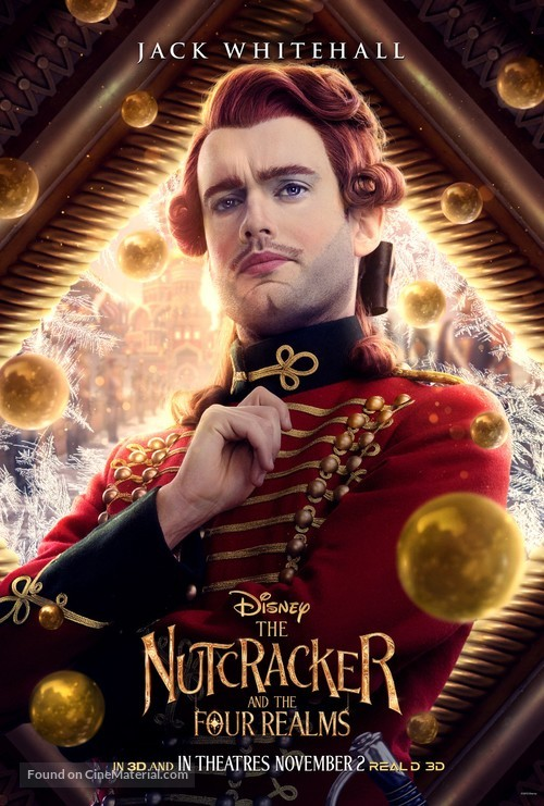 The Nutcracker and the Four Realms - Movie Poster