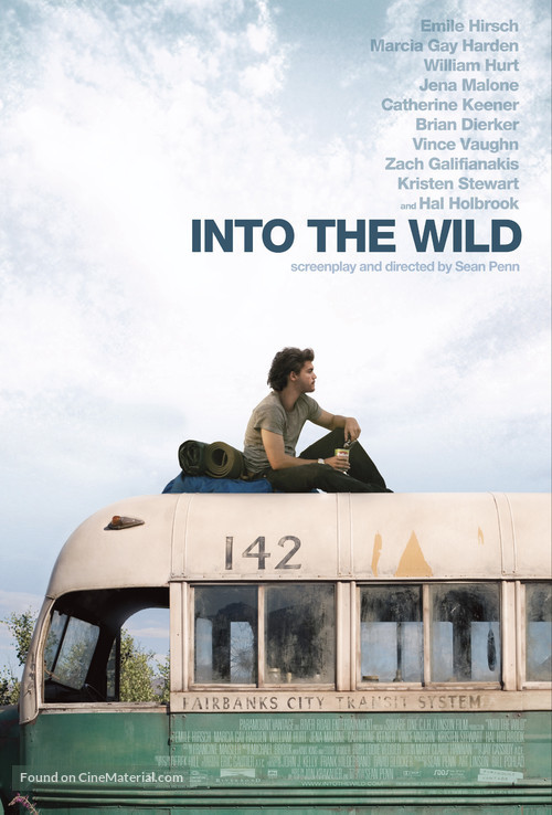 Into the Wild - Movie Poster
