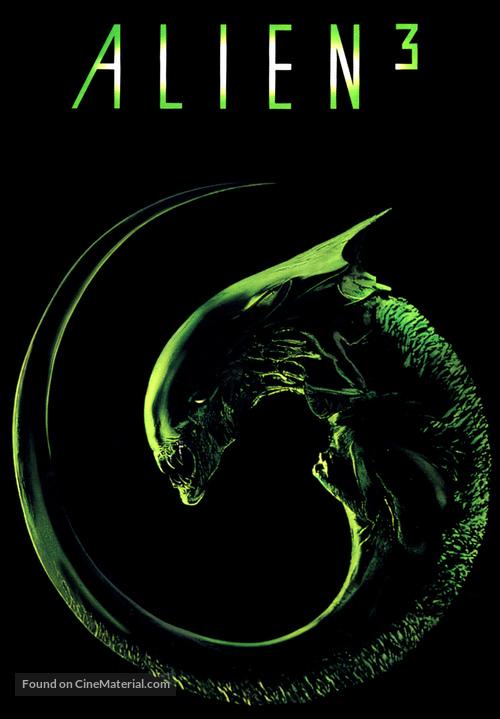 Alien 3 - DVD cover