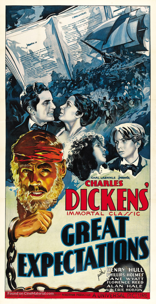 Great Expectations - Movie Poster