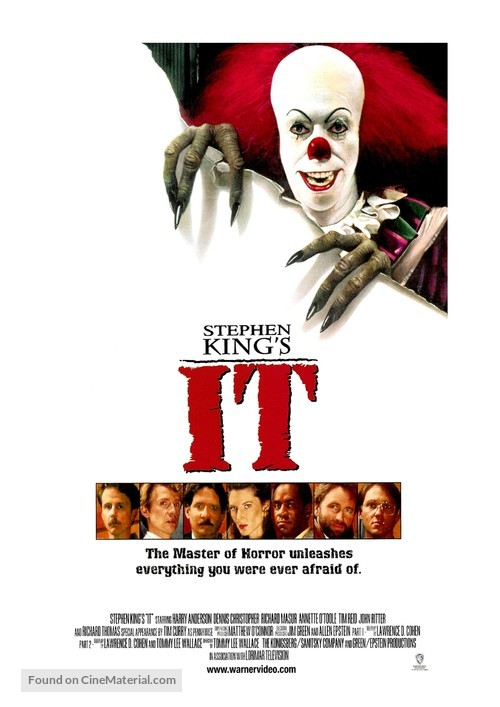 """It"" - Movie Poster"