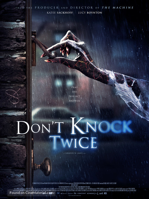 Don't Knock Twice - Movie Poster