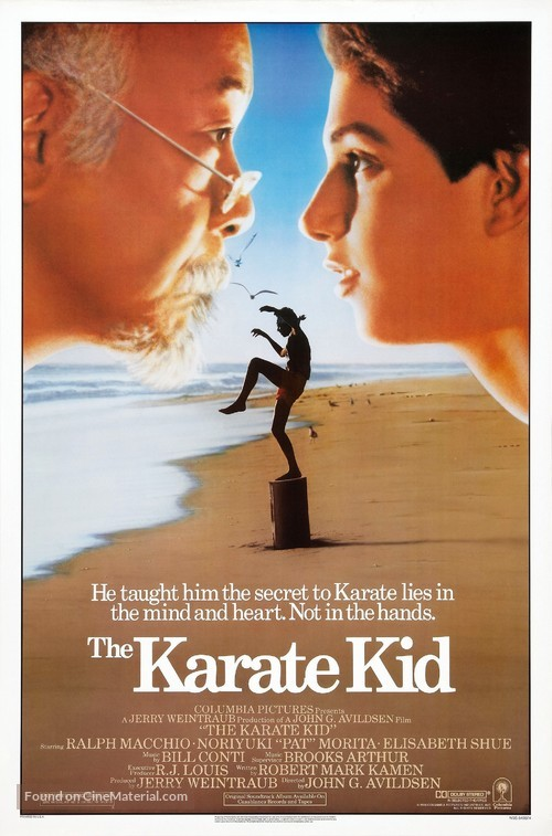 The Karate Kid - Movie Poster