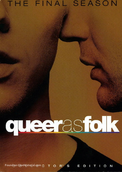 """Queer as Folk"" - Movie Cover"