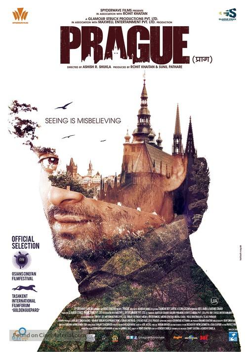 Prague - Indian Movie Poster