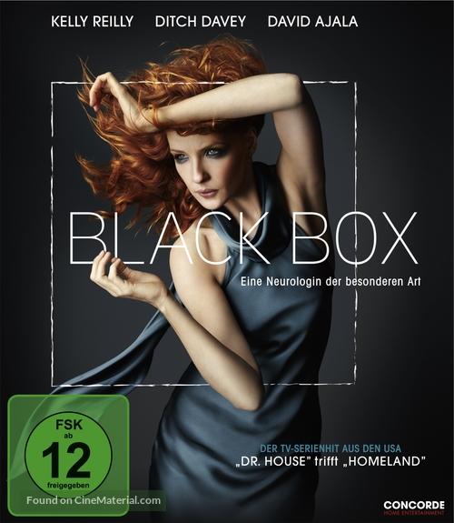 """Black Box"" - German Blu-Ray movie cover"