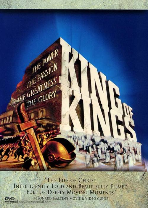 King of Kings - DVD cover