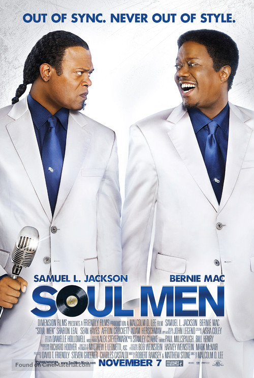 Soul Men - Movie Poster