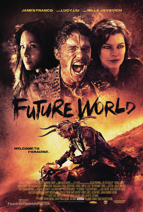 Future World - Movie Poster