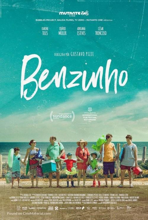 Benzinho - Brazilian Movie Poster