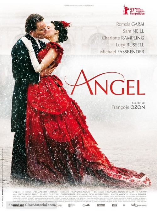 Angel - French Movie Poster