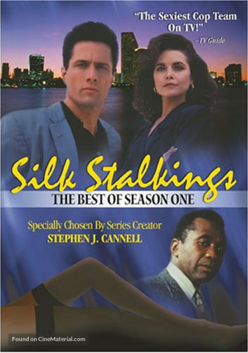 """Silk Stalkings"" - Movie Cover"
