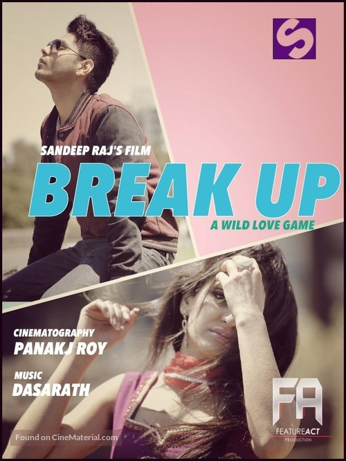 Break Up - Indian Movie Poster