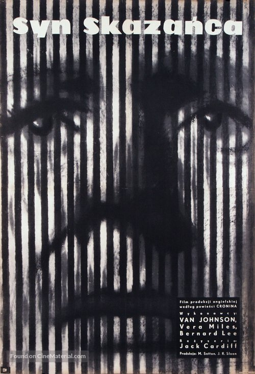 Beyond This Place - Polish Movie Poster