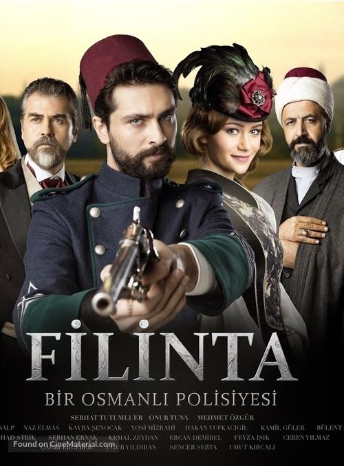 """Filinta"" - Turkish Movie Poster"
