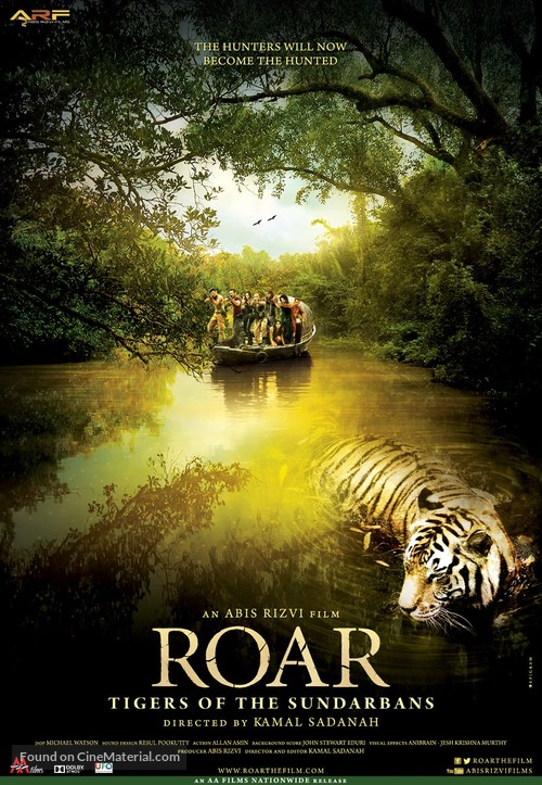 Roar - Tigers Of The Sunderbans hindi full movies
