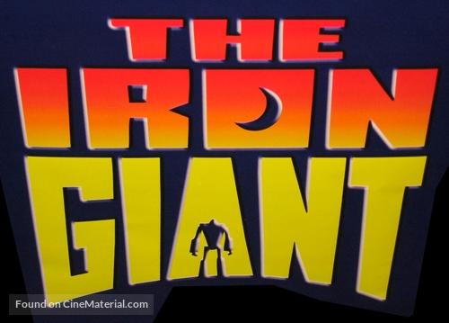 The Iron Giant - Logo