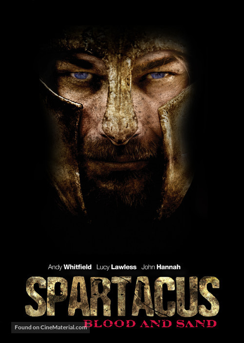 """""""Spartacus: Blood And Sand"""" - Movie Poster"""